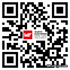 QR code with logo 1OI30