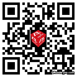 QR code with logo 1OI60