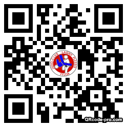 QR code with logo 1ONc0