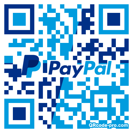 QR code with logo 1OQC0