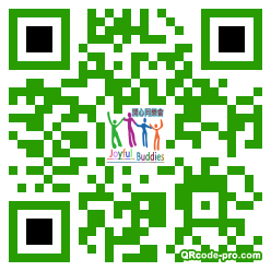 QR code with logo 1OQR0