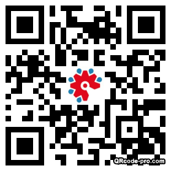 QR code with logo 1OQa0
