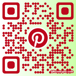 QR code with logo 1OR00