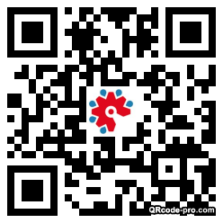 QR code with logo 1OYX0