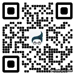 QR code with logo 1OYl0