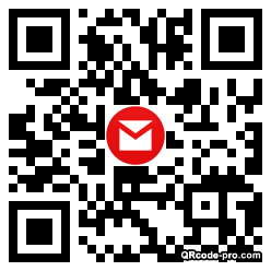 QR code with logo 1OZA0