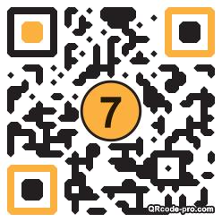 QR code with logo 1OZJ0