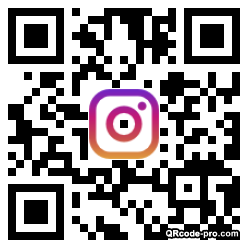 QR code with logo 1OZN0