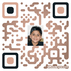 QR code with logo 1Oa90