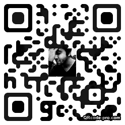 QR code with logo 1Oat0