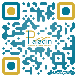 QR code with logo 1Odc0