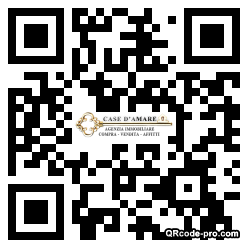 QR code with logo 1OfC0