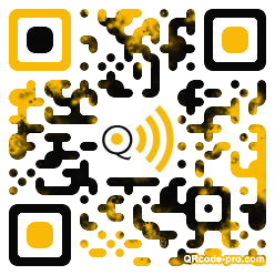 QR code with logo 1Ofz0