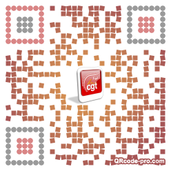 QR code with logo 1OiW0