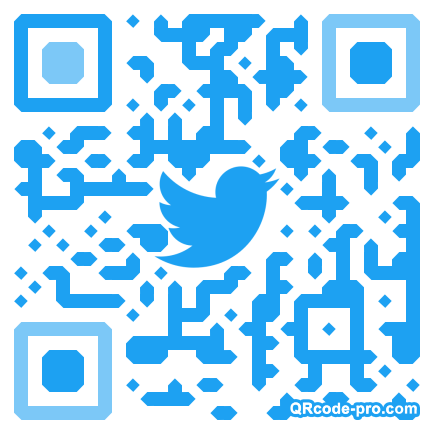 QR code with logo 1Ok40
