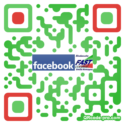 QR code with logo 1OlW0