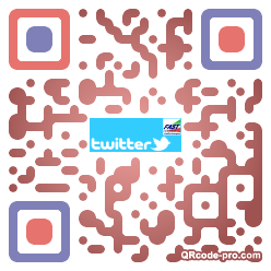 QR code with logo 1OlZ0