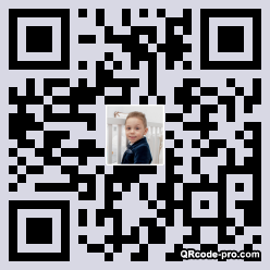 QR code with logo 1Olp0