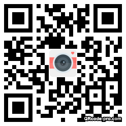 QR code with logo 1OmC0