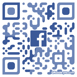 QR code with logo 1Ong0
