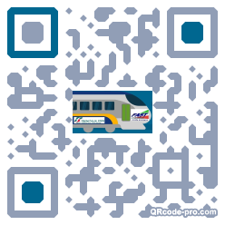QR code with logo 1Ons0