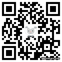 QR code with logo 1OpY0