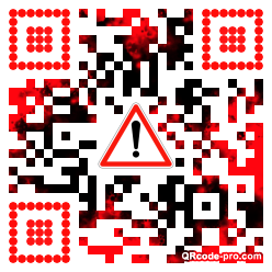 QR code with logo 1OrF0