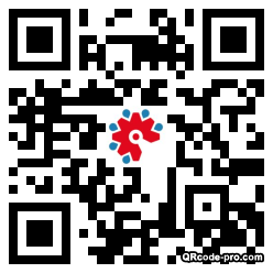QR code with logo 1OuJ0