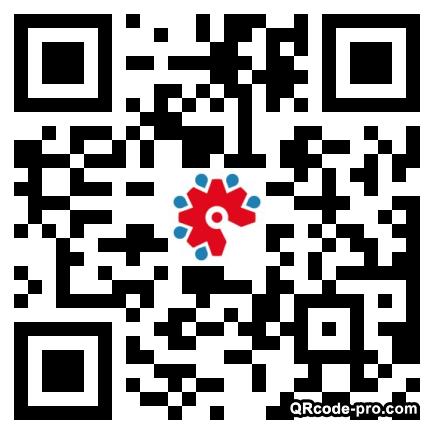 QR code with logo 1OuN0