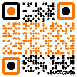 QR code with logo 1OwO0