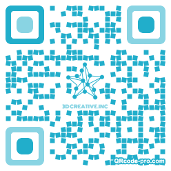 QR code with logo 1OxE0