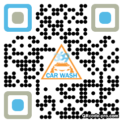 QR code with logo 1P1f0