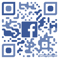 QR code with logo 1P5A0
