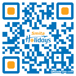 QR code with logo 1P5L0