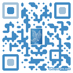 QR code with logo 1P7G0