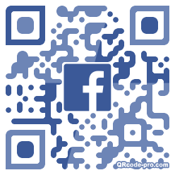 QR code with logo 1P7a0