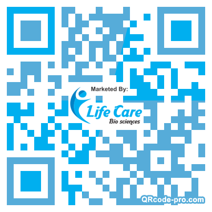 QR code with logo 1P900