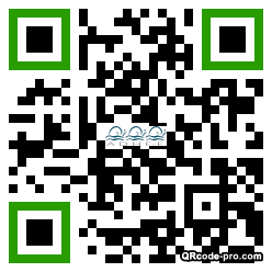 QR code with logo 1PA60