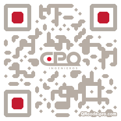 QR code with logo 1PBF0