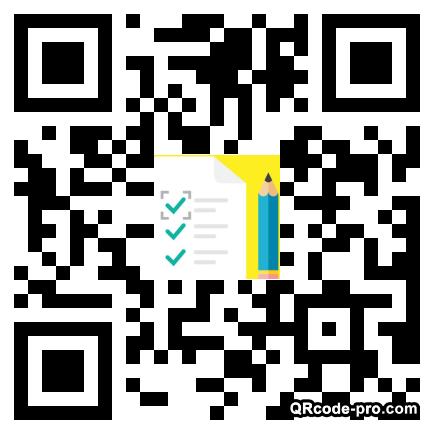 Designo del Codice QR 1PBy0