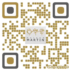 QR code with logo 1PCw0