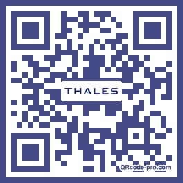 QR code with logo 1PDH0