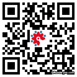 QR code with logo 1PEU0