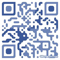 QR code with logo 1PEp0