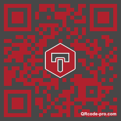 QR code with logo 1PFR0