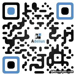 QR code with logo 1PGP0