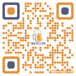 QR code with logo 1PHD0