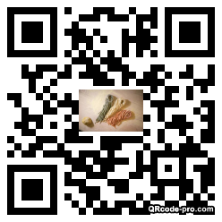 QR code with logo 1PHR0