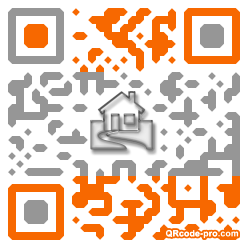 QR code with logo 1PHn0