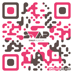 QR code with logo 1PLJ0